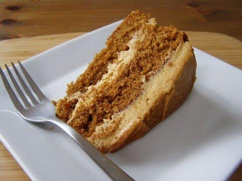 Pastel de café | Cómo hacer un pastel | Receta para hacer panqué casero