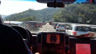 getlinkyoutube.com-(ON BOARD) Ambulanza in arrivo su incidente