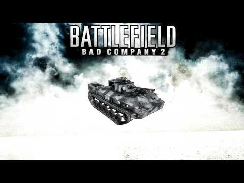 Battlefield: Bad Company 2 - BMD-3 Bakhcha KORD sound