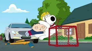 getlinkyoutube.com-Family Guy - Brian Is Back ! (Stewie saves Brian Griffin)