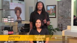 getlinkyoutube.com-Crochet Braids With Straight Human Bulk Hair?! HOTNESS