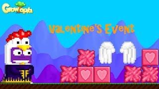 getlinkyoutube.com-Growtopia - Valentine's Event
