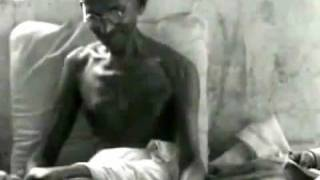 getlinkyoutube.com-Mahatma Gandhi First Television Interview (30 April 1931)