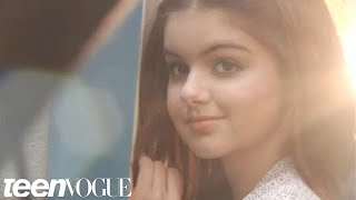 getlinkyoutube.com-Ariel Winter's Teen Vogue Photo Shoot