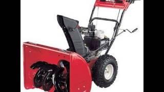 getlinkyoutube.com-MTD snow blower repair