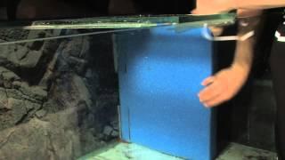 getlinkyoutube.com-Corner filter installation with Poret foam