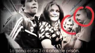 getlinkyoutube.com-Acoso sexual y Robo en el Metro del DF
