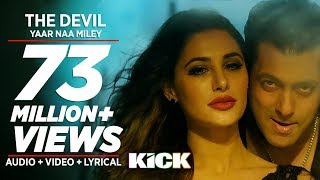 getlinkyoutube.com-Official: Devil-Yaar Naa Miley | Salman Khan | Yo Yo Honey Singh | Kick