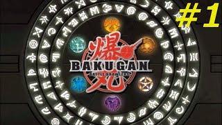 getlinkyoutube.com-Bakugan Battle Brawlers Walkthrough Part 1 [HD]