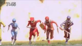 getlinkyoutube.com-Super Sentai Hero Getter (40th Anniversary)