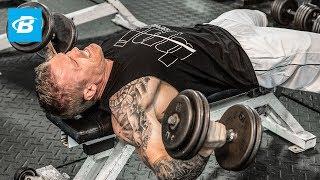 getlinkyoutube.com-5 Best Exercises For A Bigger Chest | James Grage
