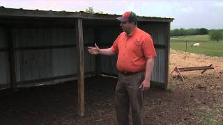 getlinkyoutube.com-Housing and Shelter Options for Meat Goat Producers