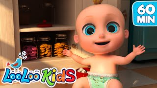 getlinkyoutube.com-Johny Johny Yes Papa - THE BEST Nursery Rhymes and Songs for Children | LooLoo Kids