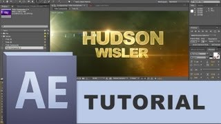 getlinkyoutube.com-How to Edit TEMPLATES in Adobe After Effects (Beginner Tutorial)
