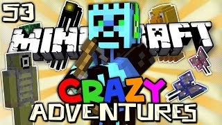 getlinkyoutube.com-Crazy Adventure #53 - Nuove armi