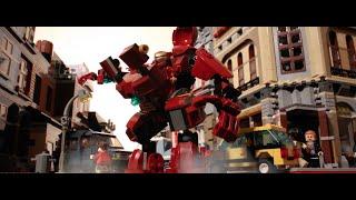 getlinkyoutube.com-LEGO Avengers: Age of Ultron - Trailer Re-Creation