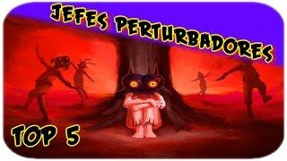 getlinkyoutube.com-Top 5: Los jefes mas aterradores que no son de juegos de terror