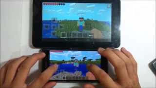 Como Jogar Multiplayer no Minecraft pocket edition - Android