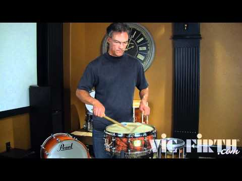 Multiple Bounce Roll: Rudiment Breakdown by Dr. John Wooton
