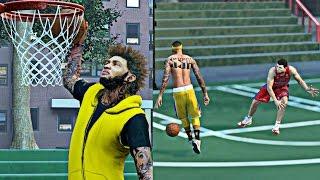 getlinkyoutube.com-NBA 2k16 My Park - StaxMontana And PrettyBoyFredo MyPark Hoop Mixtape Vol. 1 !