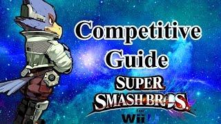 getlinkyoutube.com-Super Smash Bros. for Wii U - Falco Competitive Tutorial
