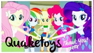 getlinkyoutube.com-New Equestria Girls Friendship Games My Little Pony App With Spoilers Movie and Characters Previewed