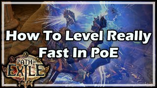 getlinkyoutube.com-[Path of Exile] How To Level Really Fast In PoE