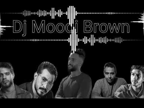مكس مزاج - ياروحي & هوا الحب & ولا كان & ربنا يصبرنا | Dj Moodi Brown