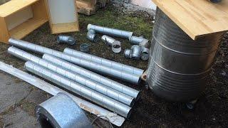 getlinkyoutube.com-Eigenbau Zyklon Absauganlage für unsere CNC Werkstatt