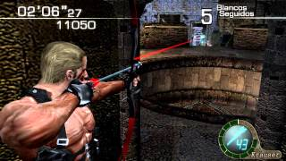 getlinkyoutube.com-Krauser - Modo Infierno(The mercenarie) El Castillo