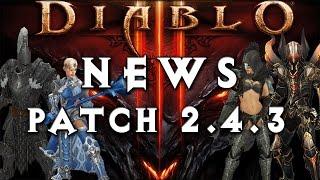 getlinkyoutube.com-NEWS 2.4.3: Roland, Marauder, Inna, Delsere... ~ Diablo 3 [PTR]
