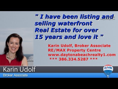 Real Estate in Daytona Beach in Fall 2013