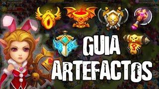 getlinkyoutube.com-Castillo Furioso: Actualizacion Guia Artefactos