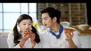 getlinkyoutube.com-[NG_Domino pizza] Kim Soo Hyun & Kim Yoo Jung