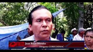 Marchan y bloquean carretera en San Lucas Ojitlán