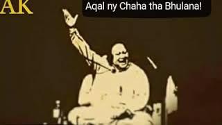 Nusrat Fateh Ali Khan WhatsApp status video