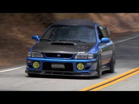 videos rally subaru: