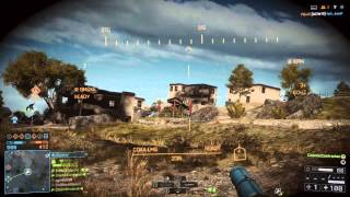 getlinkyoutube.com-Battlefield 4 - Best Tank Match So Far (30-1 on Golmud Railway)