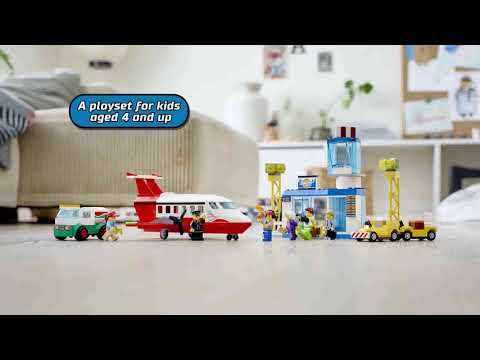 LEGO City Central Airport - 60261
