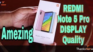 Xiomi Redmi Note 5 pro Unboxing. Review, Display and Camera Test.