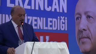 AK Parti Erzincan İl Teşkilatı'ndan Vefa İftarı