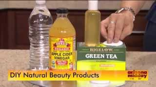 getlinkyoutube.com-A model shares her best DIY Natural Beauty Recipes - Cleanser, Toner, Anti Aging Elixer KPNX
