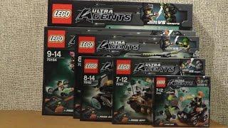 getlinkyoutube.com-NOWOŚCI SIERPIEŃ 2014 LEGO ULTRA AGENTS