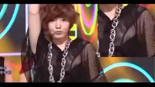 getlinkyoutube.com-T Ara Hwayoung Nipple Slip