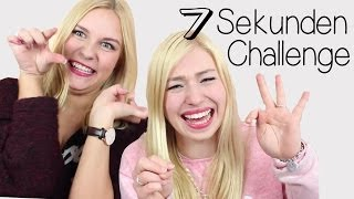 getlinkyoutube.com-7 SEKUNDEN CHALLENGE ♥ BibisBeautyPalace & DagiBee