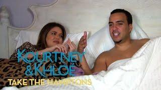 getlinkyoutube.com-Who Stole French Montana's Pet Monkey's Name? | Kourtney & Khloe Take the Hamptons | E!