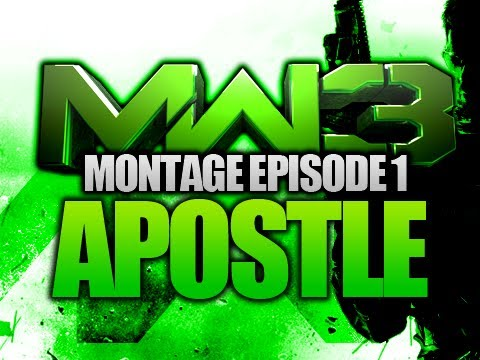 OpTic Apostle: MW3 Sniper Montage - Episode 1