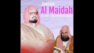 getlinkyoutube.com-Sourate Al Maidah (5) Salat Tarawih 1987-1407