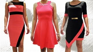 getlinkyoutube.com-vestidos vestidos de moda vestidos casuales vestidos cortos vestidos de graduacion