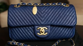 getlinkyoutube.com-Chanel  2016 Cruise Collection Handbag Review & What Fits Inside